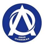 AMAN OVERSEAS PVT. LTD,