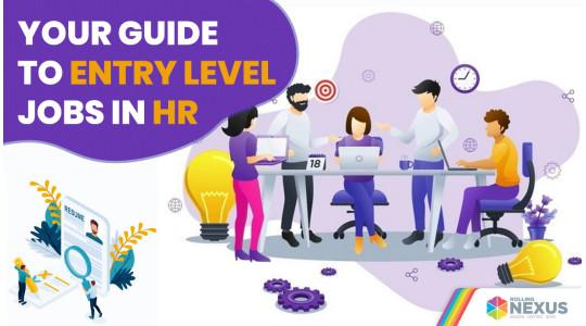 Entry Level Jobs in HR