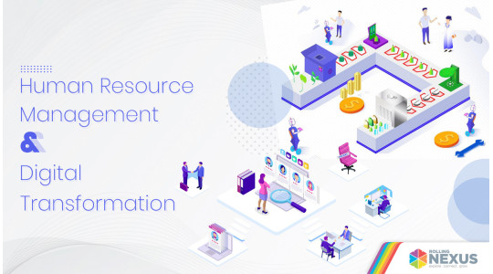 Digital Transformation in Human Resources sector