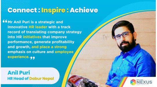 Interview with HR Head of Dabur Nepal