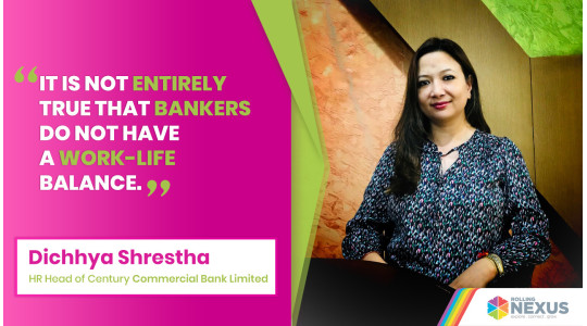 Interview with HR Head of Century Commercial Bank
