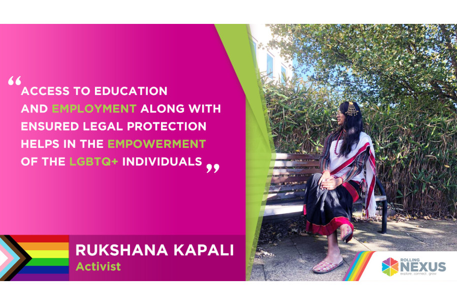 Access to Education and Employment along with Ensured Legal Protection helps in the Empowerment of LGBTQ+ Individuals