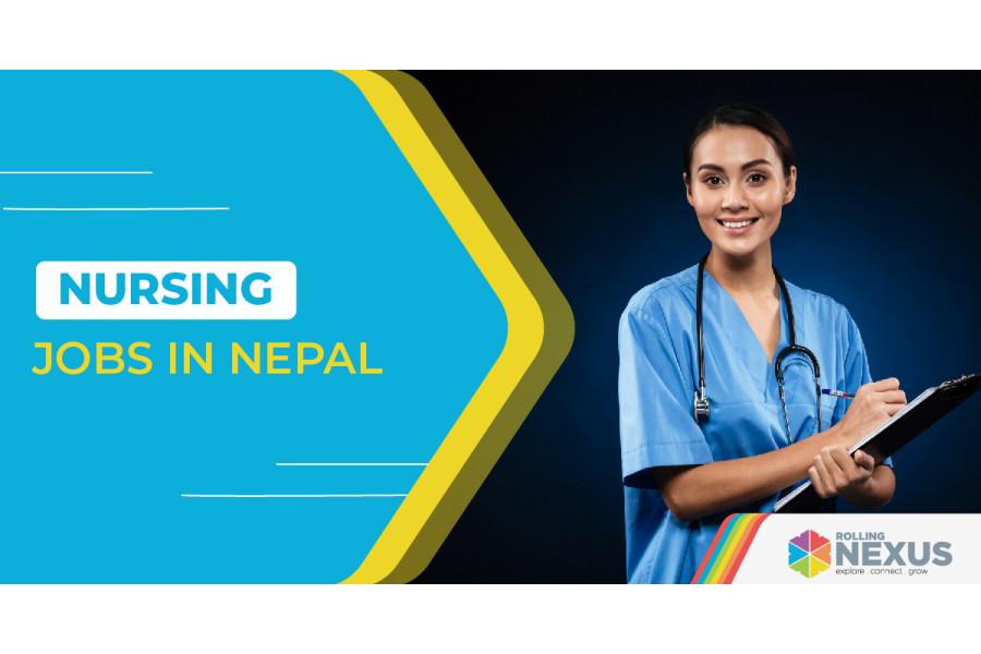 Nursing Jobs in Nepal