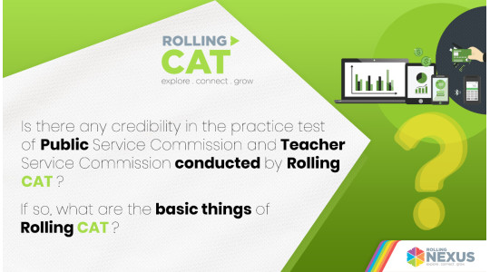 Credibility of Rolling CAT for PSC and TSC exams
