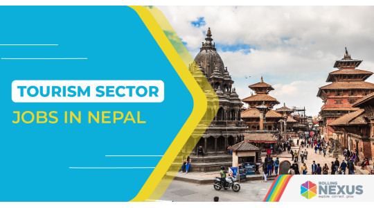Tourism sector jobs in Nepal