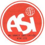 AL SAMIT INTERNATIONAL PVT. LTD.