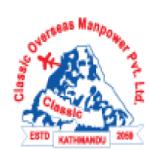 CLASSIC OVERSEAS MANPOWER PVT. LTD.