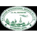 RAJDHANI INTERNATIONAL SERVICE PVT. LTD.