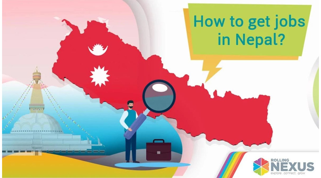 How to get jobs in Nepal